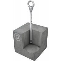 ABS-Lock III-BE drošības sistēmas punkts