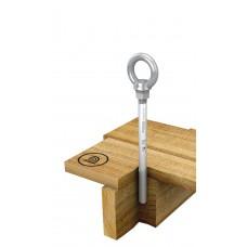 ABS-Lock III-H drošības sistēmas punkts