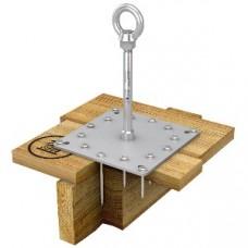 ABS-Lock X-H-14+2 drošības sistēmas punkts