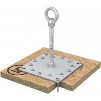 ABS-Lock X-H-16 drošības sistēmas punkts