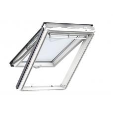 VELUX Premium jumta logs ar panorāmas skatu un poliuretāna pārklājumu 55x98