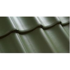 Betona dakstiņš Benders Exklusiv (zaļš)
