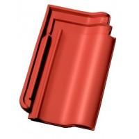 Māla dakstiņš Nelskamp F15 sarkans angobēts