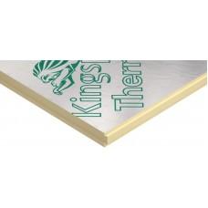 Siltumizolācijas Kingspan Therma TP10 (SPU AL) poliuretāna paneļi