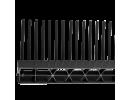 Apakšmalas ventilācijas elements ar bārkstīm, 55 mm