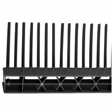 Jumtu apakšmalas ventilācijas elements ar bārkstīm, 55 mm