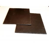 Slānekļa galda paliktnis / servēšanas plate 30 x 30 cm - 2 gab